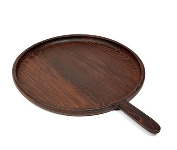 Serax Pure Pan Hout L 48,6/35 cm
