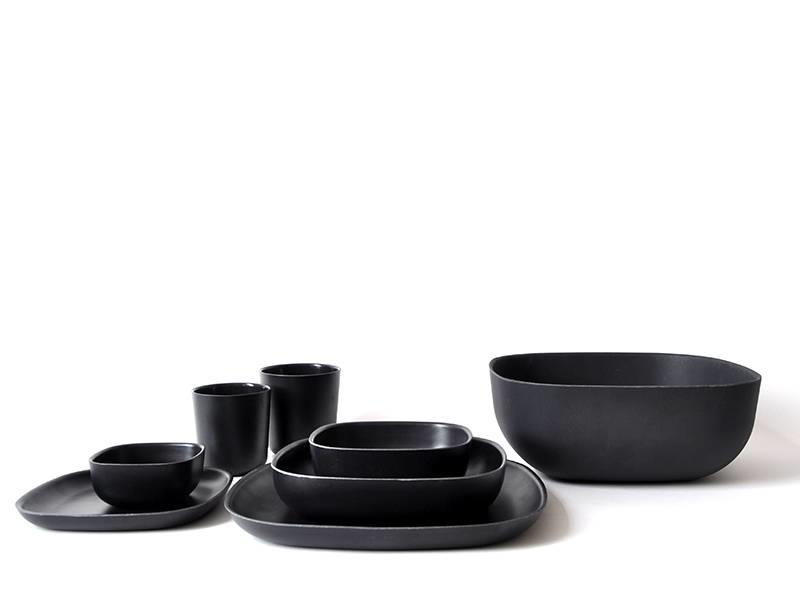 Ekobo Gusto Small Bowl Black