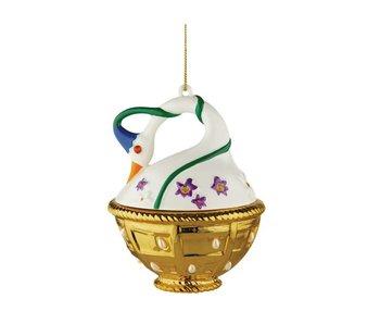 Alessi Home Ornament Cigno di Primavera