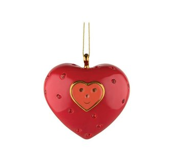 Alessi Home Ornament Cuore e Cuora