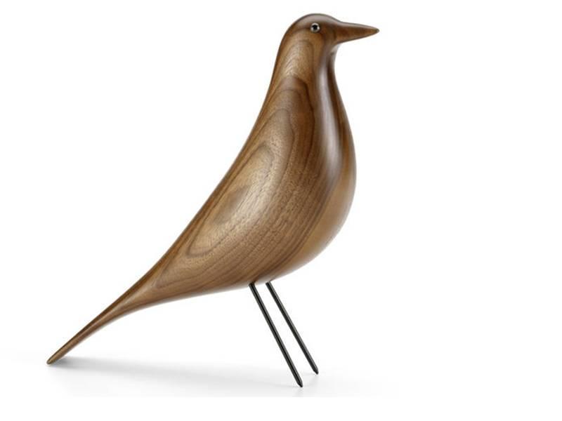 Vitra Eames Kussen : Vitra eames house bird walnut online shop matriks matriks