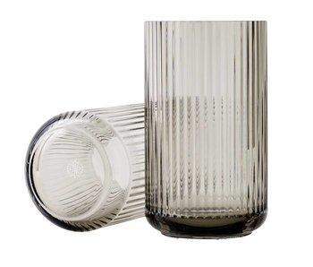 Lyngby Porcelaen Vase Smoke 38 cm