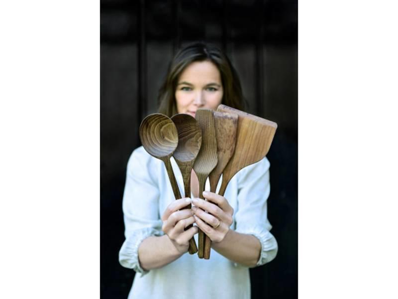 Serax Pure Kitchen Tools Wood 5 pcs.