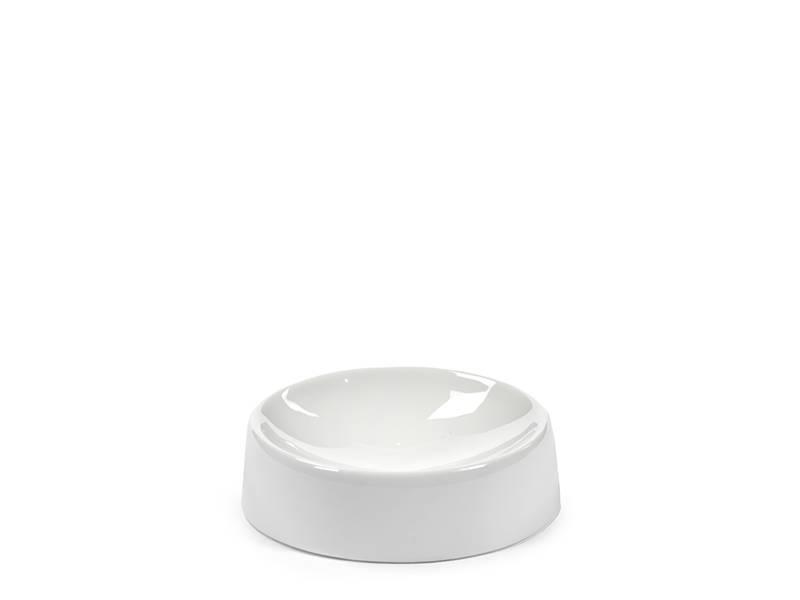 Serax San Pellegrino Cup Plate Low White