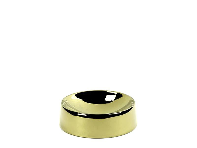 Serax San Pellegrino Cup Plate Low Gold