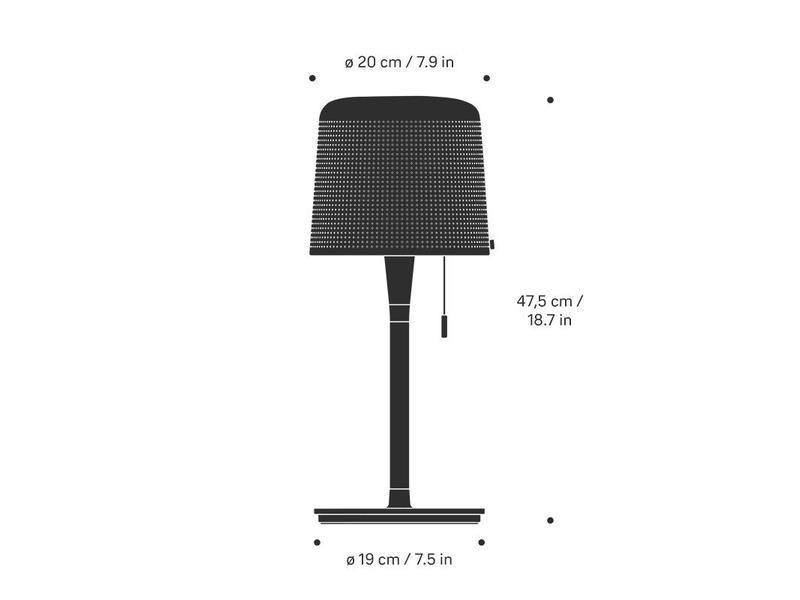Vipp 530 Table Lamp