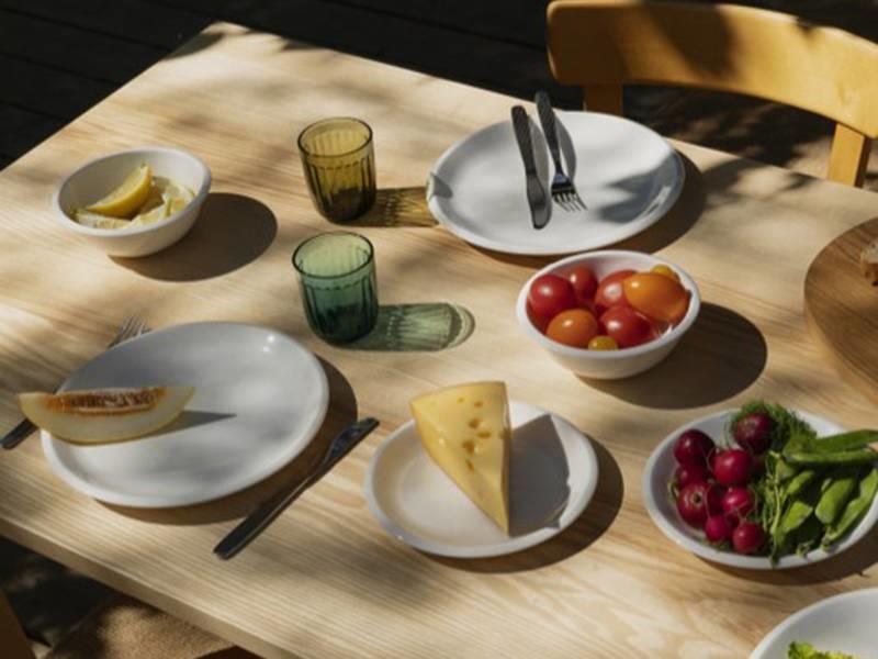 Iittala Raami Large Plate 27 cm White
