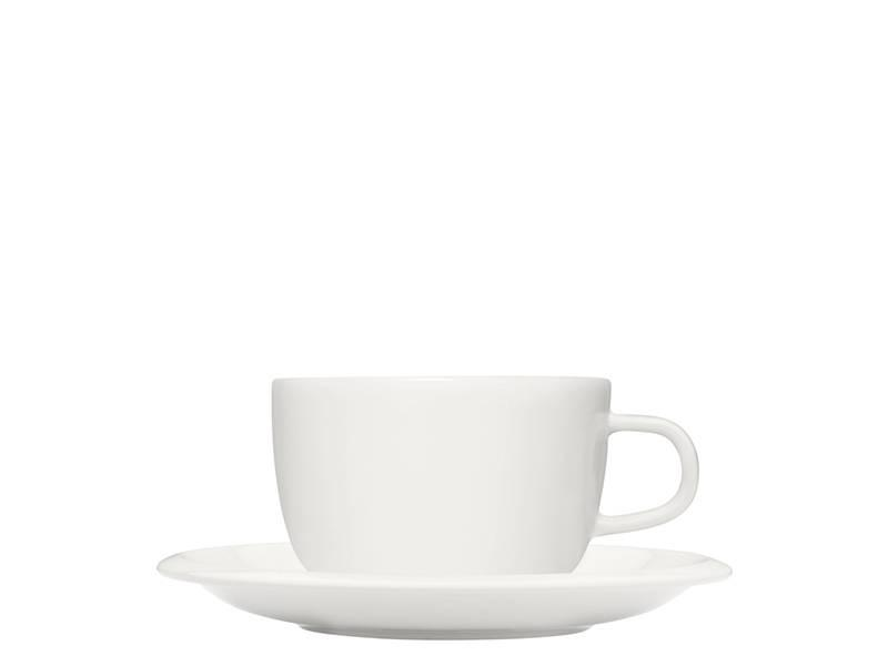 Iittala Raami Cup and Saucer White