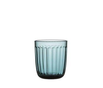 Iittala Raami Glass Sea Blue 26 cl