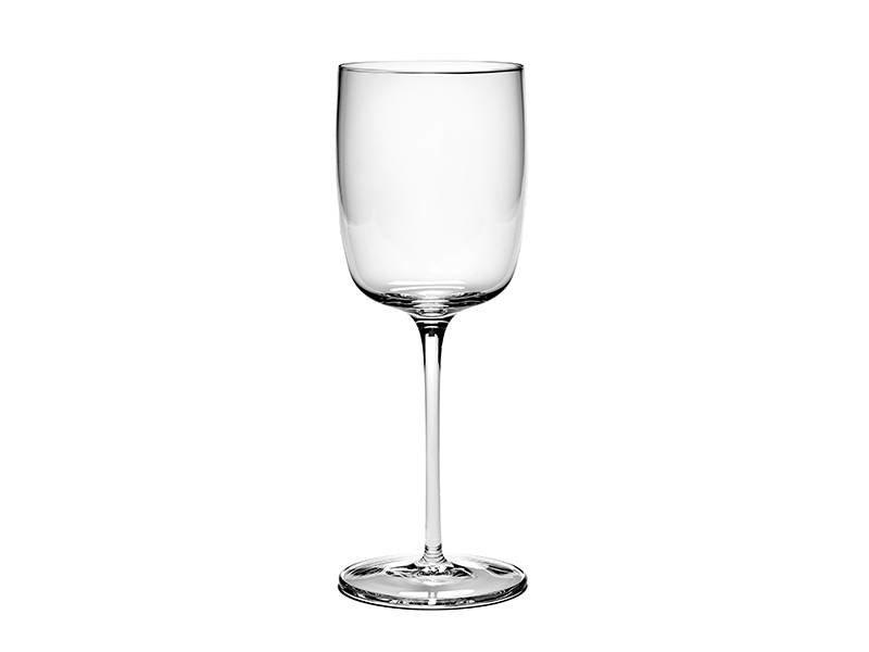 Serax Passe-Partout Rood Wijnglas