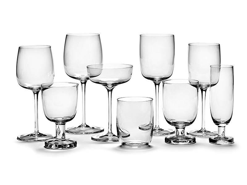 Serax Passe-Partout Wit Wijnglas