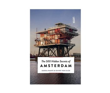 Luster The 500 Hidden Secrets Of Amsterdam