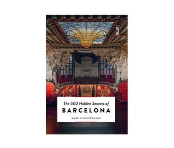 Luster The 500 Hidden Secrets Of Barcelona