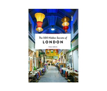Luster The 500 Hidden Secrets Of London