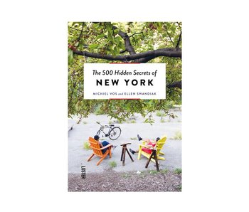 Luster The 500 Hidden Secrets Of New York