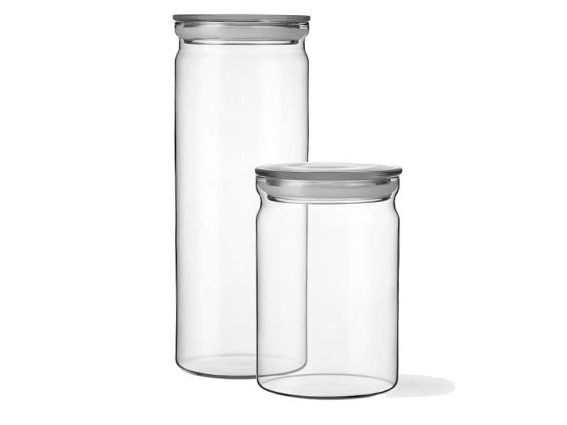 Vipp Glass Canister 0,9 l