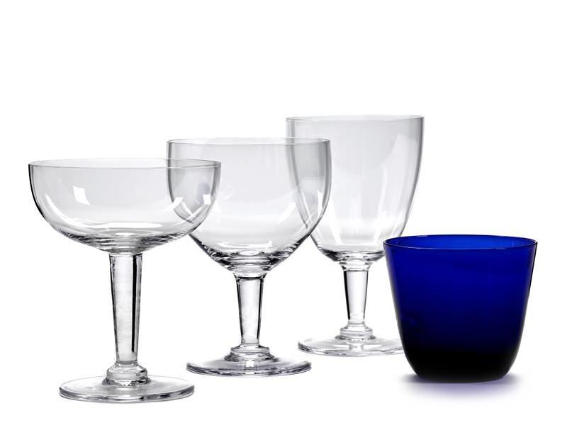 Serax Boxy's Glass Water