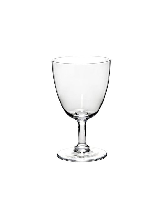 Serax Boxy's White Wine Glass