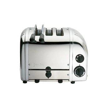 Dualit Classic Toaster 2+1 Combi Polished