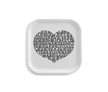 Vitra Tray Small International Love Heart