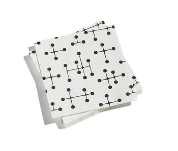 Vitra Paper Napkin Large Light Dot Pattern