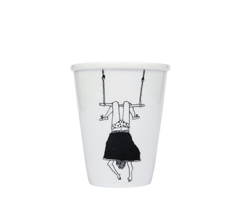 Helen B Cup Trapeze Girl