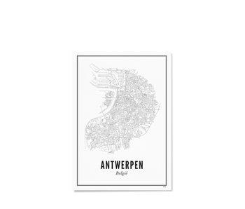 Wijck Poster Antwerp City 21/30
