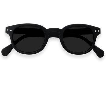 Izipizi Sunglasses #C Black +0