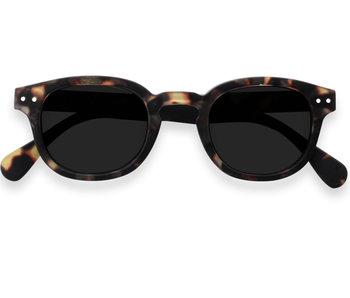 Izipizi Sunglasses #C Tortoise +0