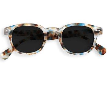 Izipizi Sunglasses #C Blue Tortoise +0