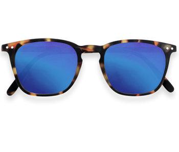 Izipizi Sunglasses #E Tortoise Mirror +0