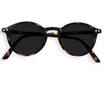 Izipizi Sunglasses #D Tortoise +0