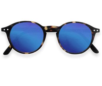 Izipizi Sunglasses #D Tortoise Mirror +0