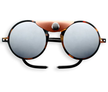 Izipizi Sunglasses Glacier Tortoise +0