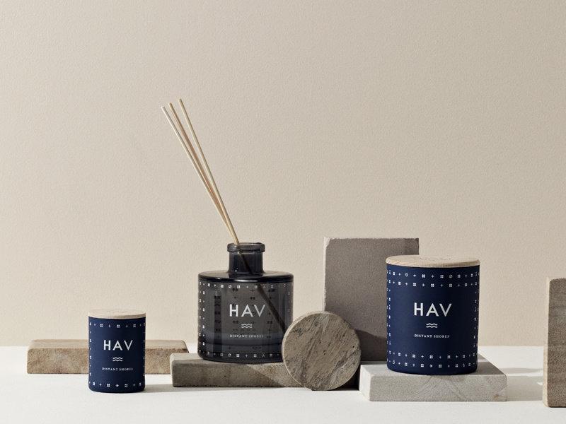 Skandinavisk Hav Scented Candle 190 g