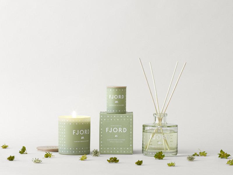 Skandinavisk Fjord Scented Candle 55 g