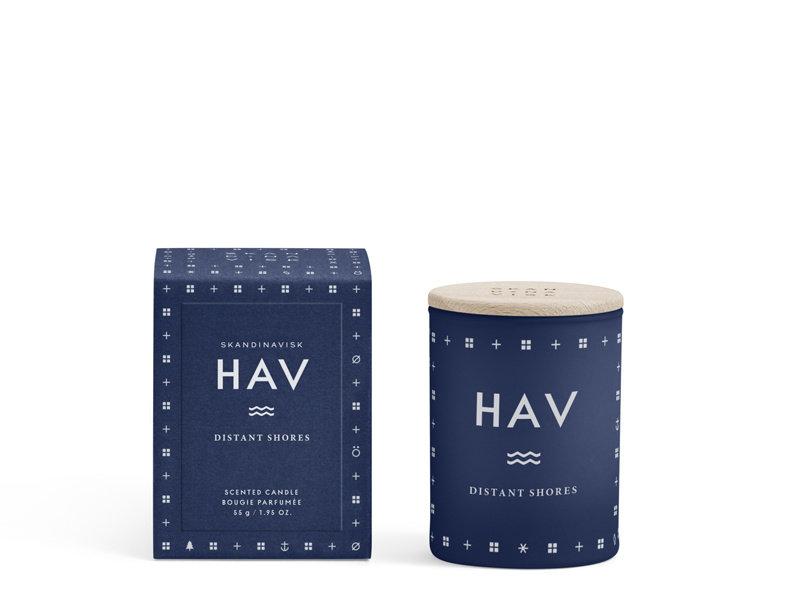 Skandinavisk Hav Scented Candle 55 g