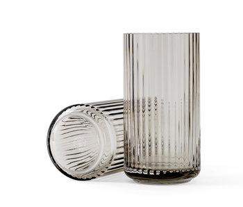 Lyngby Porcelaen Vase Smoke 20 cm