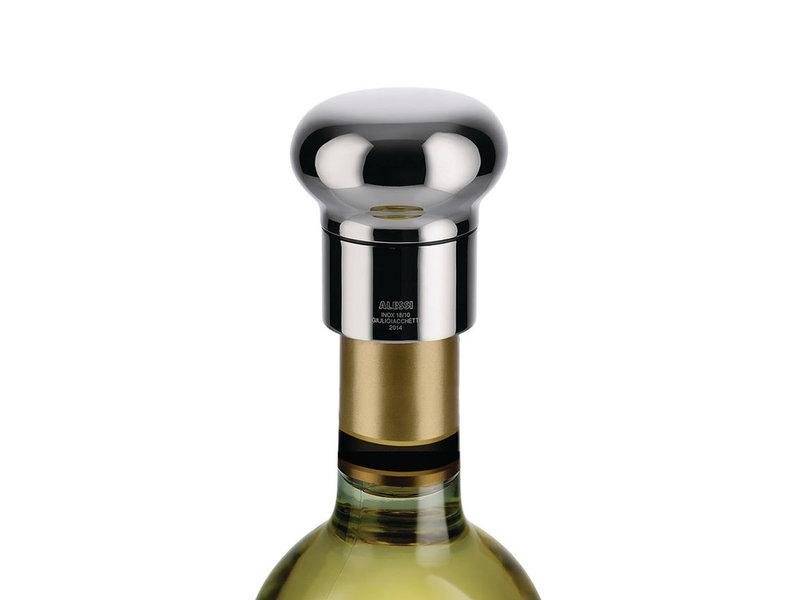 Alessi Noé Wine/Champagne Bottle Stopper