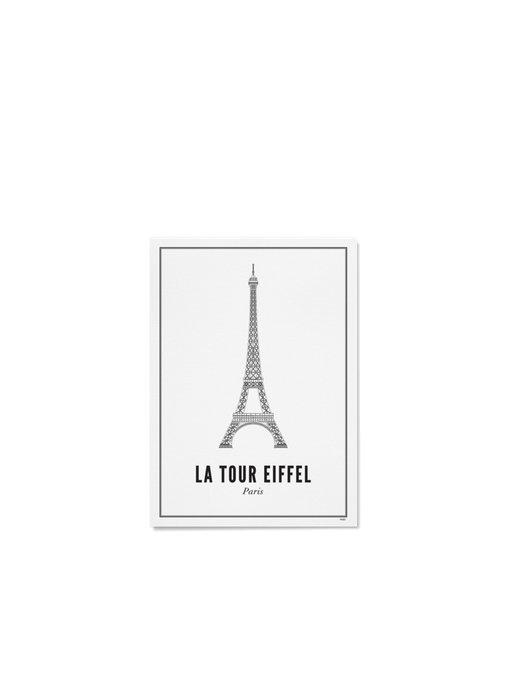 Wijck Poster Paris Eiffel Tower 21/30
