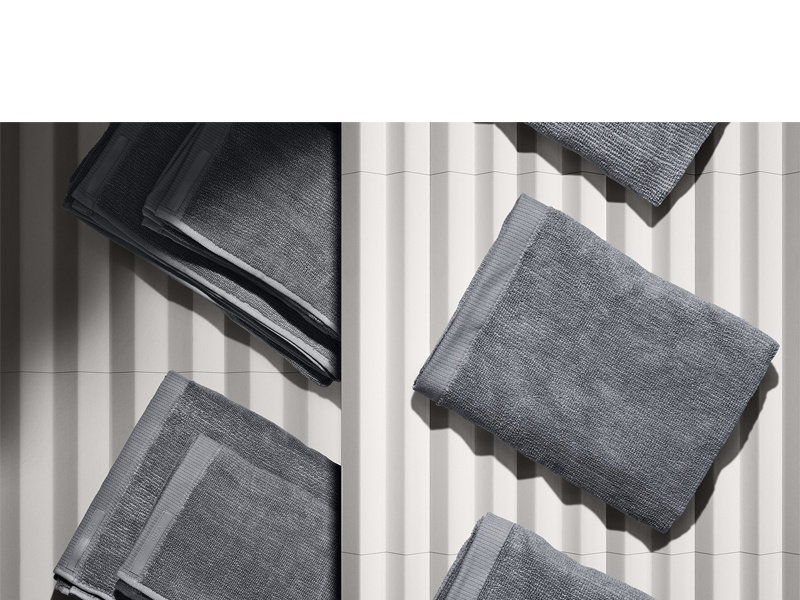 Vipp Bath Towel Grey 1 pcs.