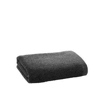Vipp Hand Towel Black 1 pcs.