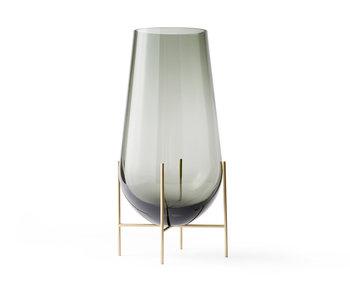 Menu Echasse Vase Small Smoked