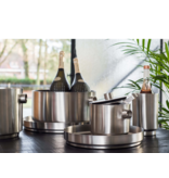 XLBoom Rondo Wine Cooler Pure Stainless