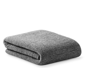 Vipp Wool Blanket Dark Grey