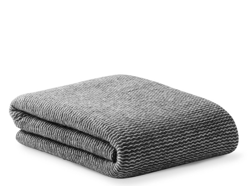 Vipp 112 Wool Blanket Dark Grey