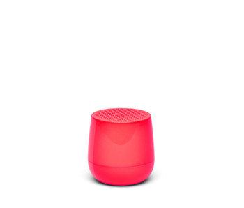 Lexon Mino Speaker Glossy Pink Fluo
