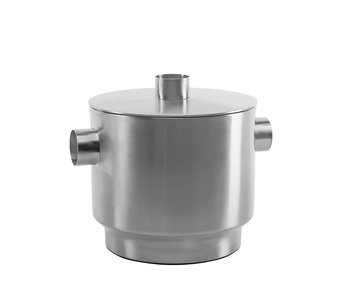 XLBoom Rondo Ice Bucket Pure Stainless