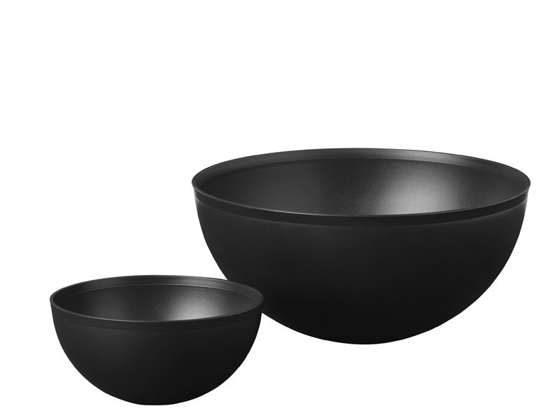 By Lassen Kubus Bowl Inlay Small Black