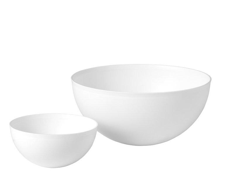 By Lassen Kubus Bowl Inlay Small White